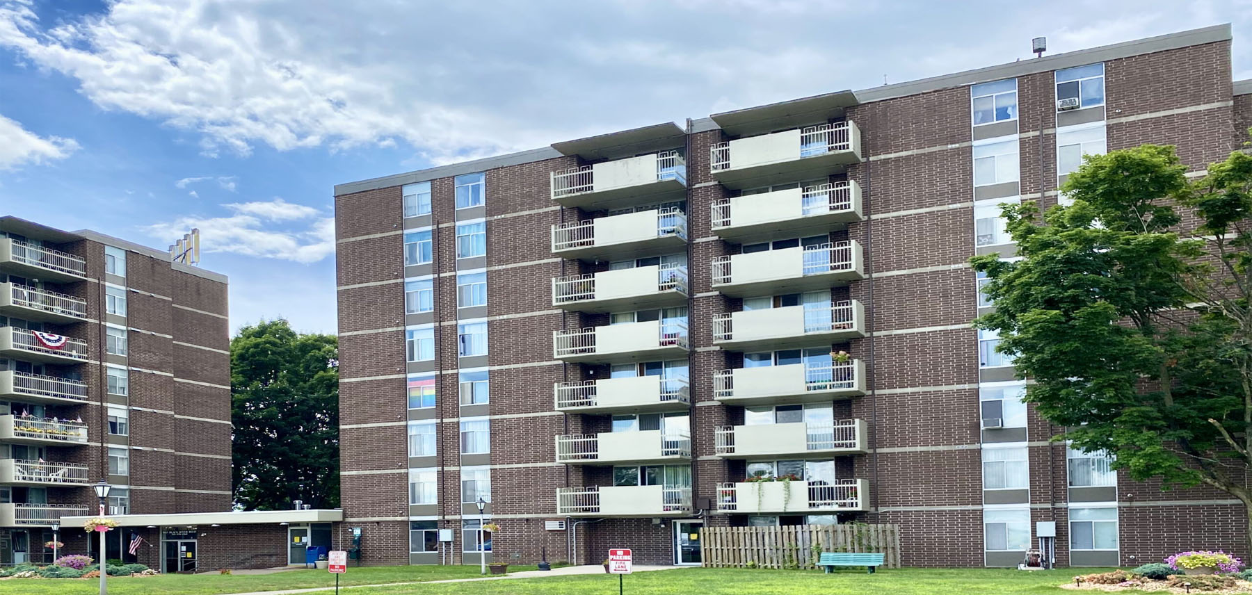 Rome Towers Apartments